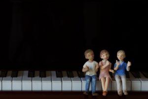 ピアノ未経験者Yujiの備忘録