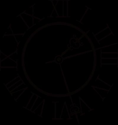 時間(アンティーク)