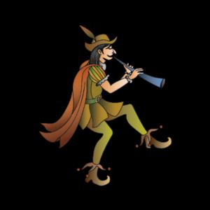 ハーメルンの笛吹き男
