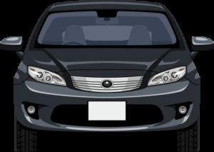 高級車のイメージ画像