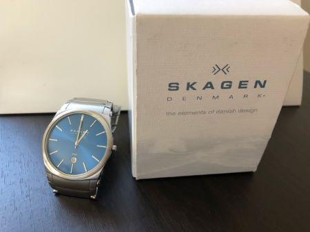 手首が細い男性でもゴツい腕時計が欲しいならスカーゲンがおすすめ!