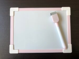 ホワイトボードの画像