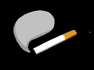 タバコのイラスト画像